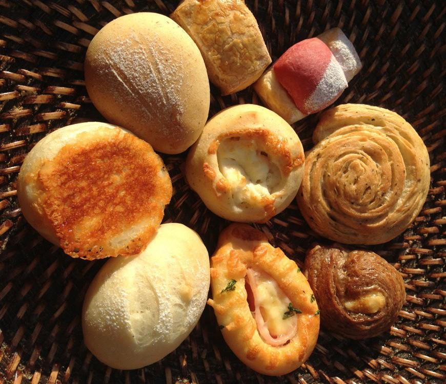 11月の新作パン☆